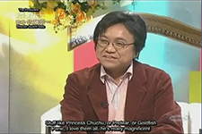 Animax Interview Pt. 1/6 Junichiro Satou